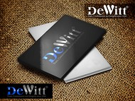 """""""DeWitt Insurance Agency"""" or just """"DeWitt"""" Logo - Entry #92"""