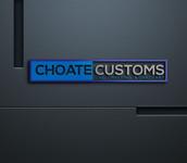 Choate Customs Logo - Entry #77