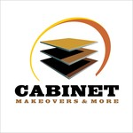 Cabinet Makeovers & More Logo - Entry #222
