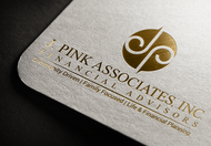 J. Pink Associates, Inc., Financial Advisors Logo - Entry #159