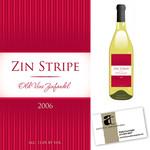 Zin Stripe Logo - Entry #3