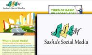 Sasha's Social Media Logo - Entry #31