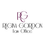Regina Gordon Law Office  Logo - Entry #26