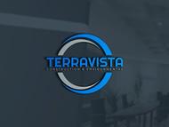 TerraVista Construction & Environmental Logo - Entry #386