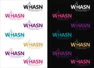 WHASN Women's Health Associates of Southern Nevada Logo - Entry #48