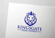 Kingsgate Real Estate Logo - Entry #152