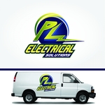 P L Electrical solutions Ltd Logo - Entry #114