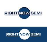 Right Now Semi Logo - Entry #70
