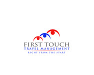 First Touch Travel Management Logo - Entry #74