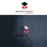 Moseley Bros. Asphalt Logo - Entry #3