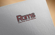 Rams Duty Free + Smoke & Booze Logo - Entry #111