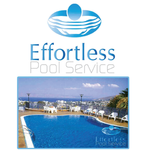 Effortless Pool Service Logo - Entry #38