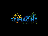 Reimagine Roofing Logo - Entry #330