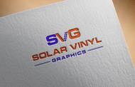 Solar Vinyl Graphics Logo - Entry #279