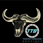 Twisted Turquoise Boutique Logo - Entry #45
