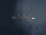 Drifter Chic Boutique Logo - Entry #248