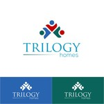 TRILOGY HOMES Logo - Entry #73