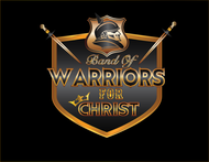 Band of Warriors For Christ Logo - Entry #38