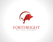 Forthright Real Estate Investments Logo - Entry #56