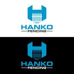 Hanko Fencing Logo - Entry #252
