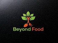 Beyond Food Logo - Entry #248