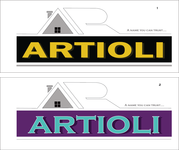 Artioli Realty Logo - Entry #109