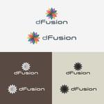 dFusion Logo - Entry #186