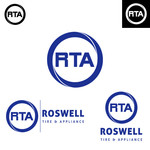 Roswell Tire & Appliance Logo - Entry #136