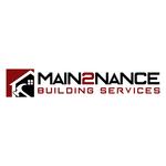 MAIN2NANCE BUILDING SERVICES Logo - Entry #53