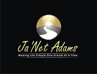 Ja'Net Adams  Logo - Entry #92