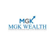 MGK Wealth Logo - Entry #226