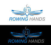 Rowing Hands Logo - Entry #30