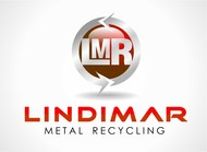 Lindimar Metal Recycling Logo - Entry #13