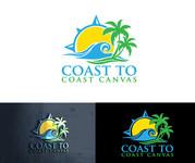 coast to coast canvas Logo - Entry #29