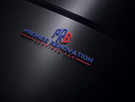 Premier Renovation Services LLC Logo - Entry #109