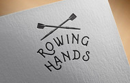 Rowing Hands Logo - Entry #65