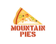 Mountain Pies Logo - Entry #11