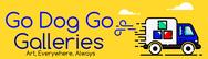 Go Dog Go galleries Logo - Entry #66