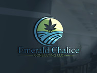 Emerald Chalice Consulting LLC Logo - Entry #135