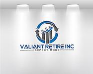 Valiant Retire Inc. Logo - Entry #311