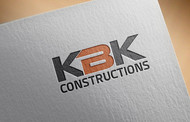 KBK constructions Logo - Entry #29