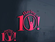 Having a 10! Logo - Entry #20