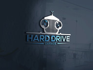 Hard drive garage Logo - Entry #377