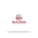 CMW Building Maintenance Logo - Entry #554