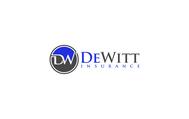 """""""DeWitt Insurance Agency"""" or just """"DeWitt"""" Logo - Entry #85"""