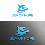 Sea of Hope Logo - Entry #258