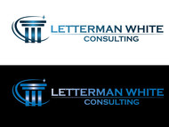 Letterman White Consulting Logo - Entry #34