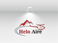 Helo Aire Logo - Entry #205