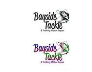 Bayside Tackle Logo - Entry #118