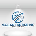 Valiant Retire Inc. Logo - Entry #99